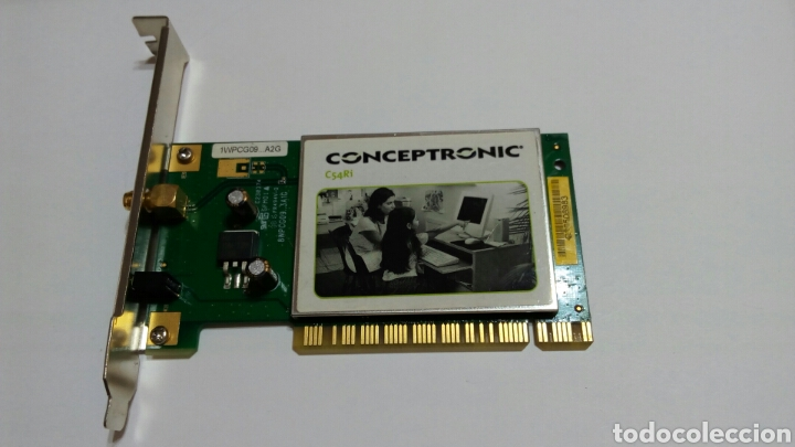 CONCEPTRONIC PCI 54MBPS DRIVERS