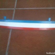 Coleccionismo: BARCA DE PESCA. Lote 90224540