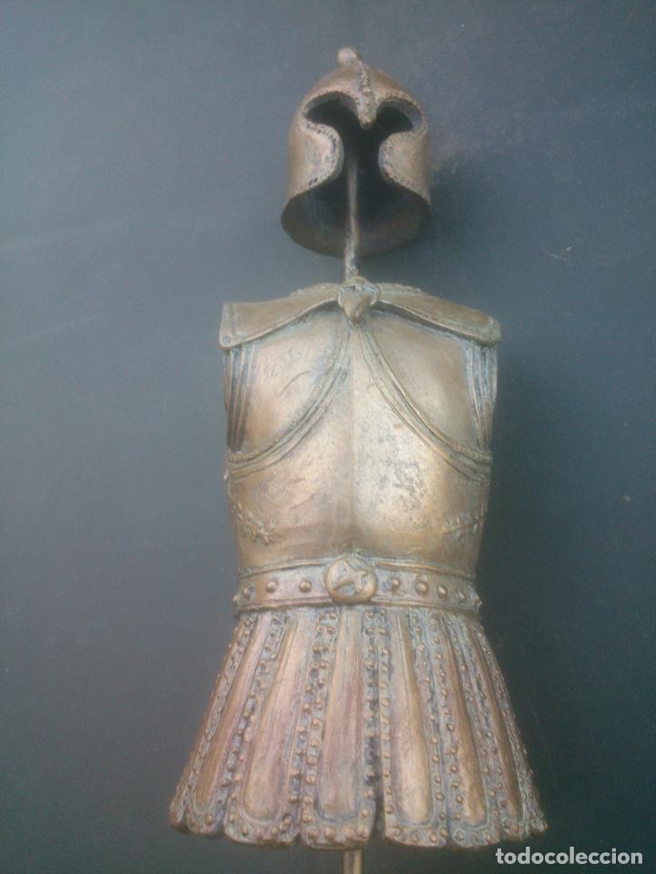 ARMADURA ROMANA (Coleccionismo - Varios)