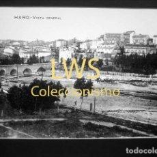 Coleccionismo: HARO - VISTA GENERAL - LA RIOJA. Lote 91365710