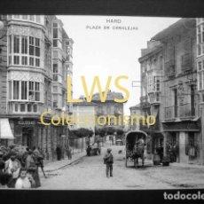 Coleccionismo: HARO - PLAZA DE CANALEJAS - LA RIOJA. Lote 91366110