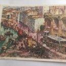 Coleccionismo: LAMINA ONDARROA PAÍS VASCO 27X21 CM. Lote 94307928