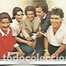 Coleccionismo: CROMO 67 SUPERCROMOS DE FABULA: ROCKEROS MARCHOSOS. NO 88. LOS SIREX. Lote 95716880