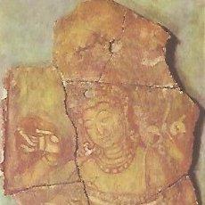 Coleccionismo: LAMINA 1551: VISNU ENTRE LOS DIOSES QUE ADORAN A BUDA. PINTURA MURAL DEL CAMARIN DE RELIQUIAS DE.... Lote 95716896