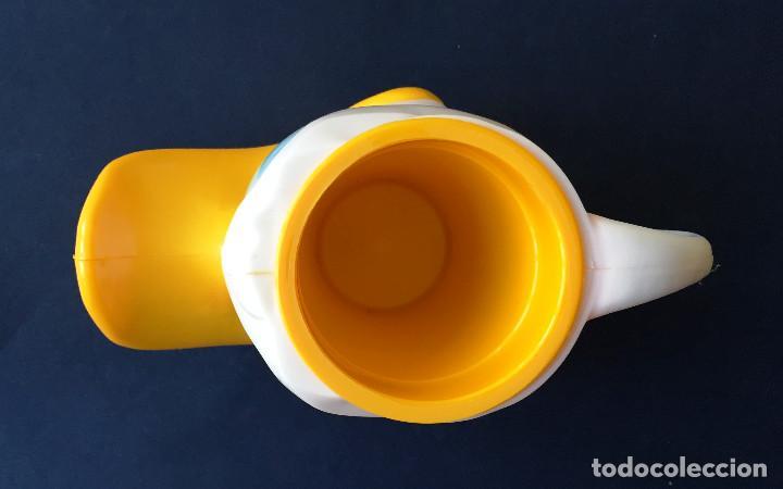 Coleccionismo: AVIDESA Recipiente Vaso Copa Helado PATO DONALD Walt Disney - Foto 4 - 95761671