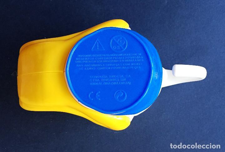 Coleccionismo: AVIDESA Recipiente Vaso Copa Helado PATO DONALD Walt Disney - Foto 5 - 95761671