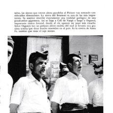 Coleccionismo: LAMINA 6467: LOS ALEGRES CANTOS DE LAS MAÑANAS DE PASCUA EN ARTESA. Lote 95916279