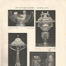 Coleccionismo: LAMINA 7328: DISEÑOS DE HARRY POWELL. Lote 95916484