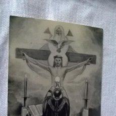 Coleccionismo: 35-ESTAMPILLA RELIGIOSA. Lote 96041247