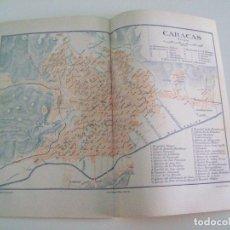 Coleccionismo: LAMINA ESPASA 4282: PLANO DE CARACAS. Lote 96202478