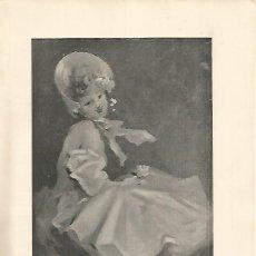 Coleccionismo: LAMINA 7140: PARISIENNE POR JULES CHERET. Lote 96278762