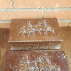 Coleccionismo: CAJAS DE PUROS DON QUIJOTE.. Lote 96451856