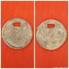 Coleccionismo: PRECINTO O MARCHAMO PUROS LUIS OLIVERAS OLOT GERONA. Lote 97484619