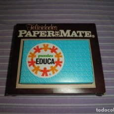 Coleccionismo: PUZZLE EDUCA PAPER MATE OBSEQUIO. Lote 97707999