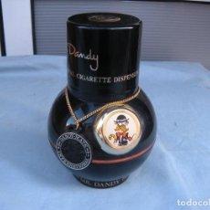 Coleccionismo: CIGARRERA CAJA DE MÚSICA MR. DANDY MUSICAL CIGARETTE. Lote 97810459