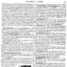 Coleccionismo: LÁMINA ESPASA Nº 12.578 : ESCUDO DE ARMAS DE LA FAMILIA ALTIERI . Lote 98574539