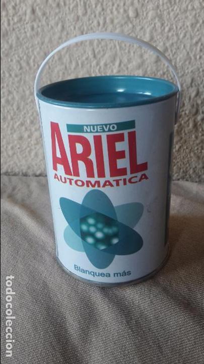 HUCHA TAMBOR DE ARIEL (Coleccionismo - Varios)