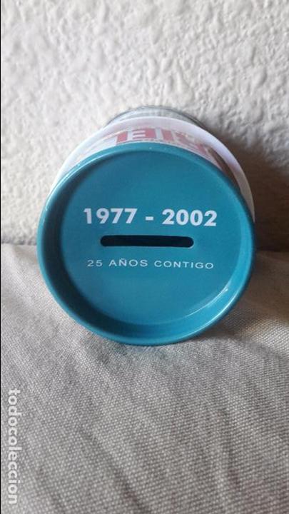 Coleccionismo: Hucha tambor de Ariel - Foto 2 - 98697939