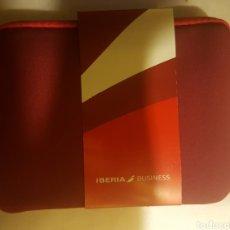 Coleccionismo: NECESER VIAJE IBERIA BUSINESS. Lote 98883764