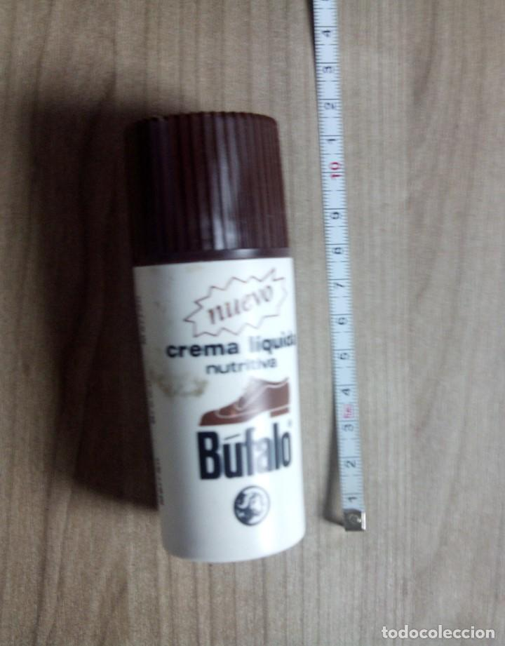 Crema Liquida Para Bote Zapato Envase Nuevo Semi Bufalo WED2YIH9