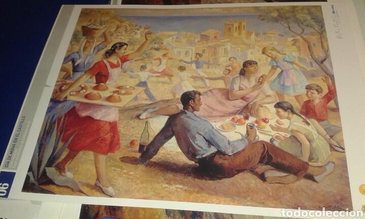 Coleccionismo: Obras del pintor alicantino Gastón Castelló - Foto 2 - 99687439