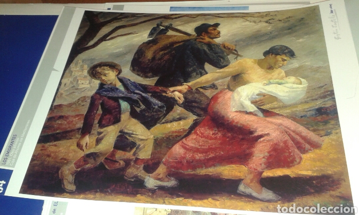 Coleccionismo: Obras del pintor alicantino Gastón Castelló - Foto 3 - 99687439