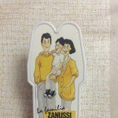 Coleccionismo: LA FAMILIA ZANUSSI. PINZA. AÑOS 90. Lote 99828490