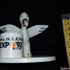 Coleccionismo: PALILLERO COBI EXPO 92 SEVILLA. Lote 100378351