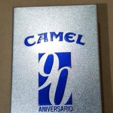 Coleccionismo: PITILLERA CAMEL 90 ANIVERSARIO. BUEN ESTADO. Lote 101201031