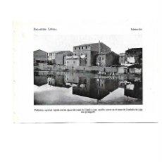 Coleccionismo: AÑO 1922 LIÑOLA LINYOLA LAGO LLEIDA LERIDA LAMINA FOTOGRAFICA TIPO POSTAL FOTOGRAFIA ANIMADA . Lote 101435515