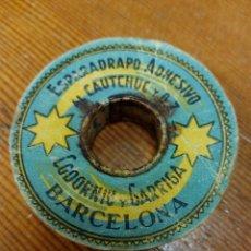 Coleccionismo: ESPARADRAPO. CODORNIU Y GARRIGA. MEDICINA. MEDICAMENTO. FARMACIA. Lote 101482252