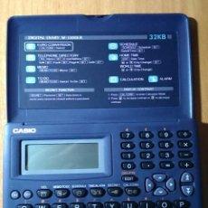 Coleccionismo: AGENDA ELECTRÓNICA CASIO SF-3300R 32KB. Lote 101520687