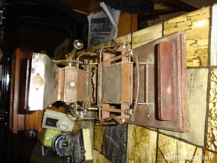 Coleccionismo: Bonita maquina de hacer cigarrillos - Foto 2 - 127601676