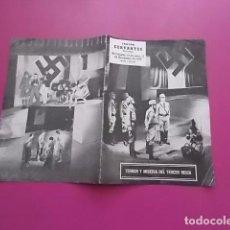 Coleccionismo: PROGRAMA DE TEATRO / / TEATRO CERVANTES 1975/ TERROR Y MISERIA DEL TERCER REICH BERTOLT BRECHT. Lote 102082787