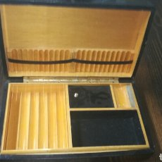 Coleccionismo: CAJA DE CIGARRILLOS DE MÚSICA. Lote 102443448