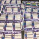 Coleccionismo: TRIVIAL DE 348 FICHAS - 2088 PREGUNTAS PROCEDE DE LA PUBLICACION QUEST. Lote 42646677