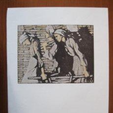 Coleccionismo: MUJERES TRABAJADORAS, 1912. Lote 102736847