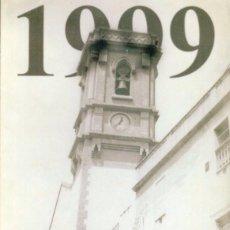 Coleccionismo: SANTA BARBARA - TARRAGONA - PROGRAMA DE FESTES MAJORS 1999. Lote 103172575