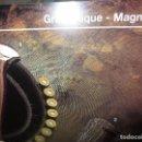 Coleccionismo: CUCHILLOS Y NAVAJA MUELA CATALOGO GRAN DUQUE MAGNUM 8 PAGINAS FOTOS LUJO Y DATOS. Lote 103369303