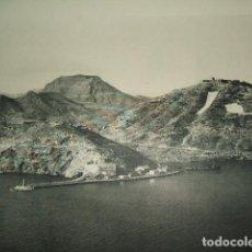 Coleccionismo: CARTAGENA MURCIA LAMINA HUECOGRABADO AÑOS 40. Lote 103416831