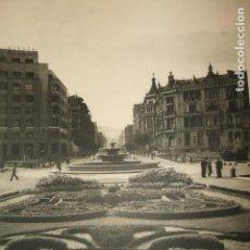 Coleccionismo: BILBAO VIZCAYA LAMINA HUECOBRABADO AÑOS 40. Lote 103424383