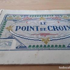 Coleccionismo: CARTIER BRESSON, 1932. CUADERNO BORDADOS. Lote 103430799