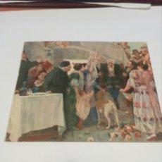 Coleccionismo: BONITA LÁMINA. Lote 104276846