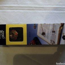 Coleccionismo: * MARCA PÁGINAS METAL Y LACA FRIA. PUNTO DE LECTURA. Lote 104287198