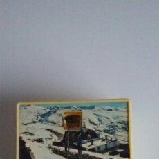 Coleccionismo: ANTIGUO TELEVISOR.VISOR DIAPOSITIVAS CON VISTAS A SIERRA NEVADA.. Lote 104828140