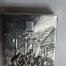 Coleccionismo: PRECIOSA CIGARRERA HANS JENSEN DE DINAMARCA. CON LA FAMOSA MARCA DE LA BALLENA. Lote 105028871