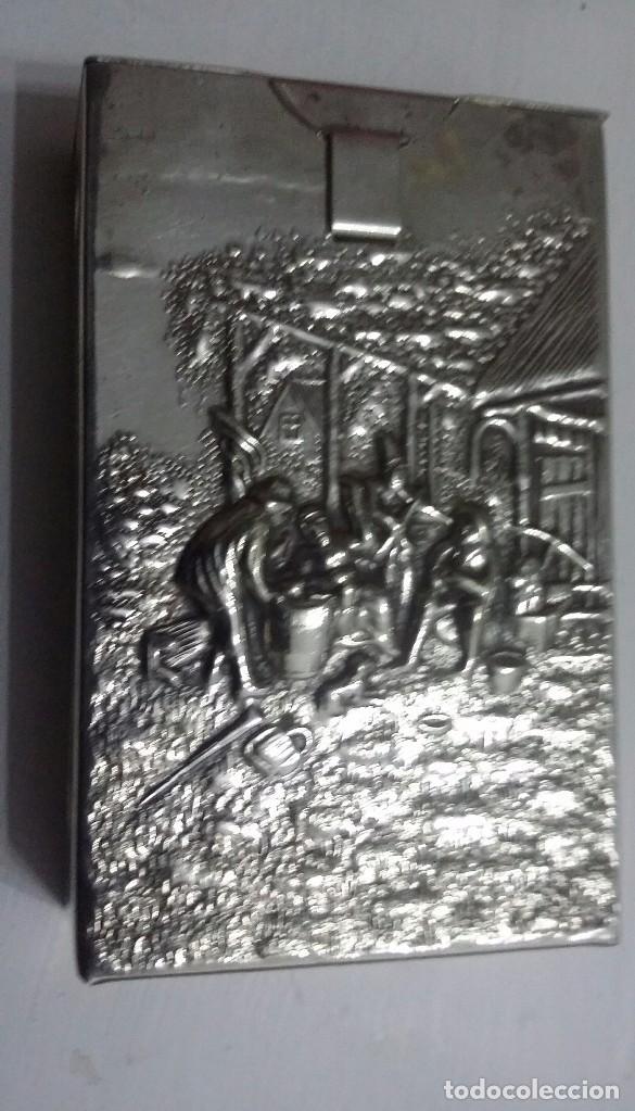 Coleccionismo: PRECIOSA CIGARRERA HANS JENSEN DE DINAMARCA. CON LA FAMOSA MARCA DE LA BALLENA - Foto 2 - 105028871