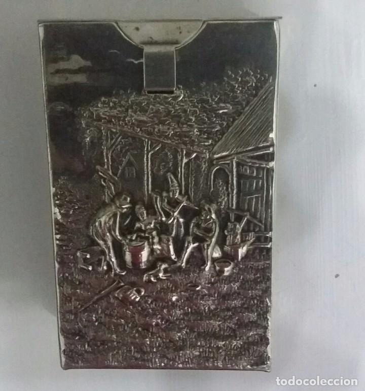 Coleccionismo: PRECIOSA CIGARRERA HANS JENSEN DE DINAMARCA. CON LA FAMOSA MARCA DE LA BALLENA - Foto 8 - 105028871