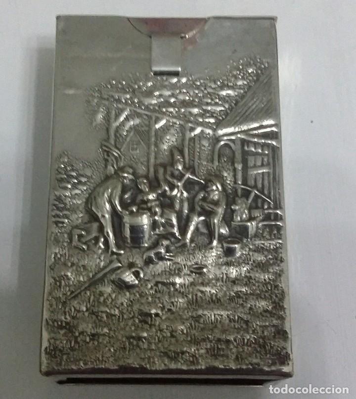 Coleccionismo: PRECIOSA CIGARRERA HANS JENSEN DE DINAMARCA. CON LA FAMOSA MARCA DE LA BALLENA - Foto 9 - 105028871