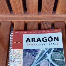 Coleccionismo: ARAGON - ATLAS CARRETERAS - D.L. 2004 PRAMES S.A.. Lote 106598963